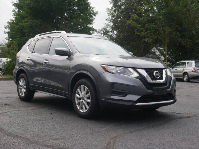 2017 Nissan Rogue for sale at Canton Auto Exchange in Canton CT