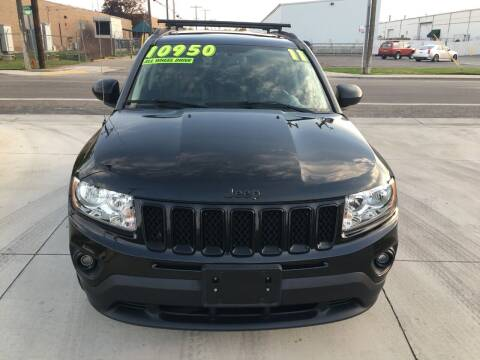 2011 Jeep Compass for sale at Best Buy Auto in Boise ID