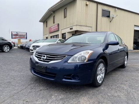 2012 Nissan Altima for sale at Premium Auto Collection in Chesapeake VA