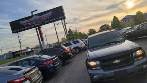 2009 Chevrolet TrailBlazer for sale at Washington Auto Group in Waukegan IL