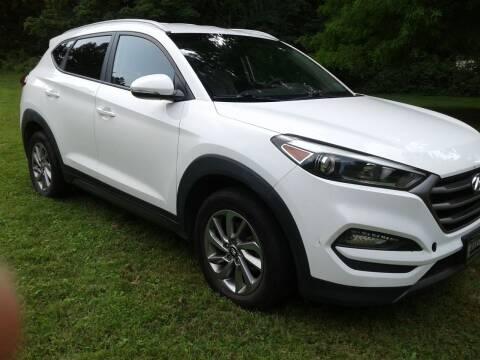 2016 Hyundai Tucson for sale at ELIAS AUTO SALES in Allentown PA