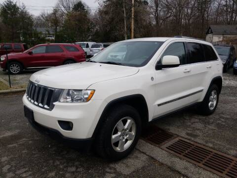 2012 Jeep Grand Cherokee for sale at AMA Auto Sales LLC in Ringwood NJ
