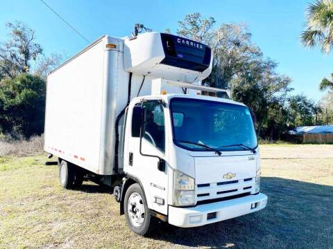2010 Chevrolet W5500 HD for sale at Scruggs Motor Company LLC in Palatka FL