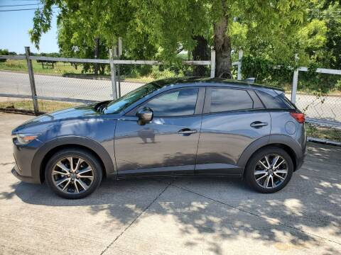 2017 Mazda CX-3 for sale at Yates Brothers Motor Company in Fort Worth TX