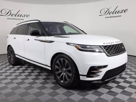 2018 Land Rover Range Rover Velar for sale at DeluxeNJ.com in Linden NJ