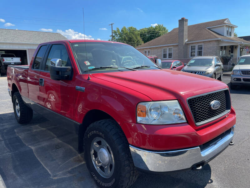 2005 Ford F-150 for sale at Rine's Auto Sales in Mifflinburg PA