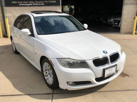 2009 BMW 3 Series for sale at KAYALAR MOTORS Mechanic in Houston TX