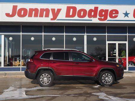 2020 Jeep Cherokee for sale at Jonny Dodge Chrysler Jeep in Neligh NE