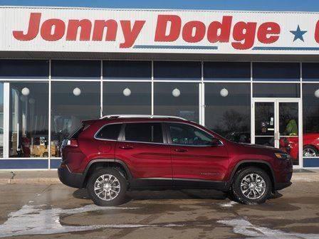 2020 Jeep Cherokee for sale at Jonny Dodge Chrysler Jeep in Neligh NE