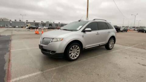 2011 Lincoln MKX for sale at Buy Here Pay Here Lawton.com in Lawton OK