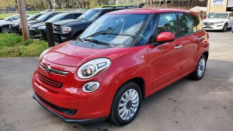 2014 FIAT 500L for sale at GA Auto IMPORTS  LLC in Buford GA