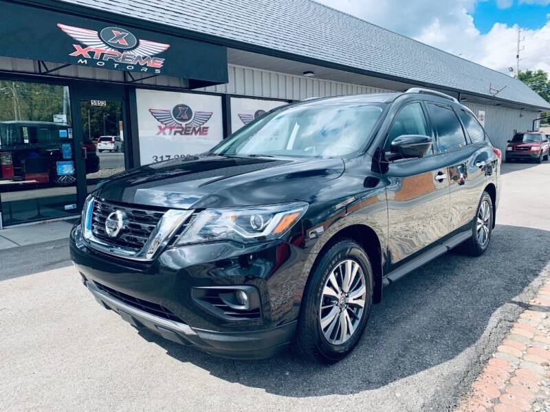 2017 Nissan Pathfinder for sale at Xtreme Motors Inc. in Indianapolis IN