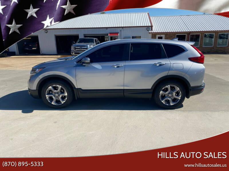 2018 Honda CR-V for sale at Hills Auto Sales in Salem AR