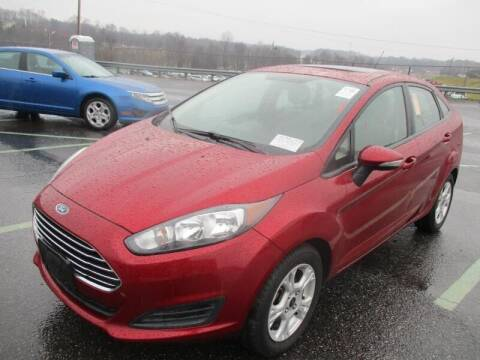 2016 Ford Fiesta for sale at Cj king of car loans/JJ's Best Auto Sales in Troy MI