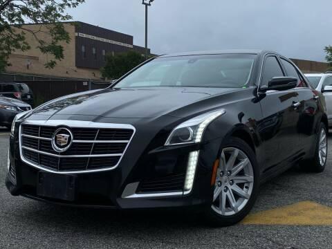 2014 Cadillac CTS for sale at MAGIC AUTO SALES - Magic Auto Prestige in South Hackensack NJ