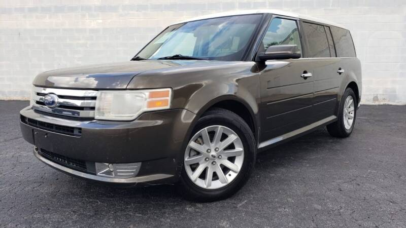 2011 Ford Flex for sale at AUTO FIESTA in Norcross GA