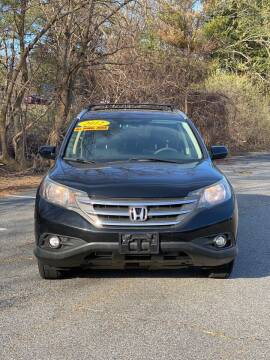 2012 Honda CR-V for sale at Westford Auto Sales in Westford MA