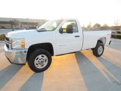 2014 Chevrolet Silverado 2500HD for sale at Repeat Auto Sales Inc. in Manteca CA