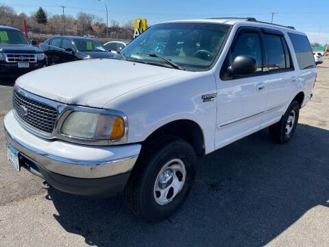 2002 Ford Expedition for sale at Auto Tech Car Sales in Saint Paul MN