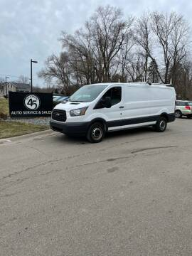 2016 Ford Transit Cargo for sale at Station 45 Auto Sales Inc in Allendale MI