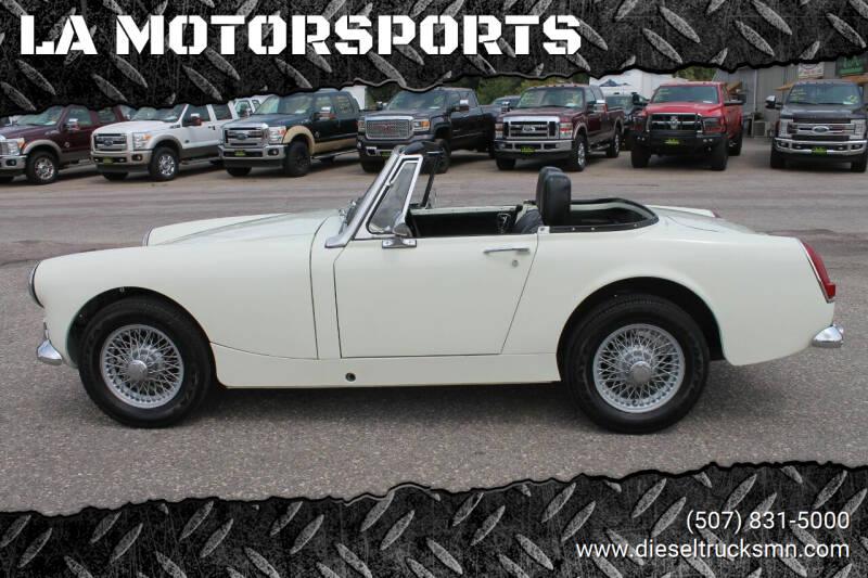 1969 MG Midget for sale at LA MOTORSPORTS in Windom MN