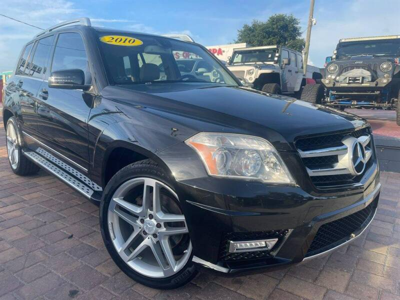 2010 Mercedes-Benz GLK for sale at Cars of Tampa in Tampa FL