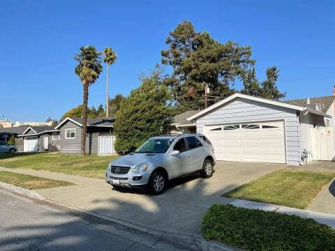 2006 Mercedes-Benz M-Class for sale at Blue Eagle Motors in Fremont CA