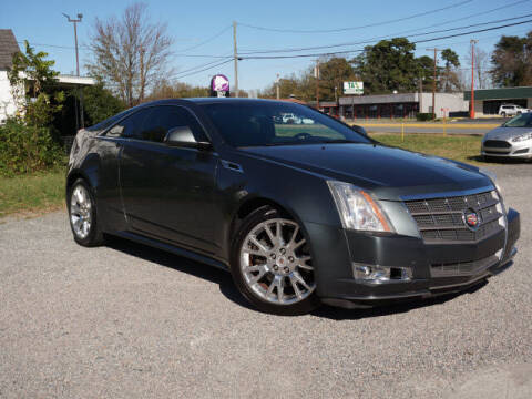 2011 Cadillac CTS for sale at Auto Mart in Kannapolis NC