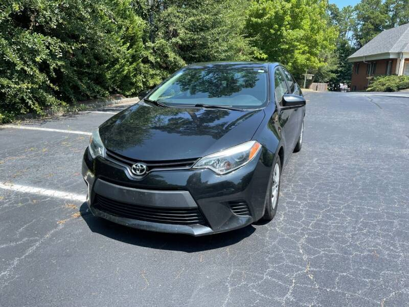 2014 Toyota Corolla for sale at SMT Motors in Roswell GA
