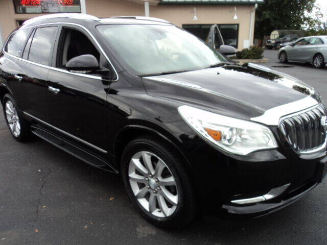 2017 Buick Enclave for sale at BATTENKILL MOTORS in Greenwich NY