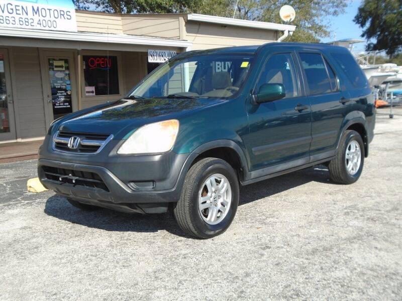 2004 Honda CR-V for sale at New Gen Motors in Lakeland FL
