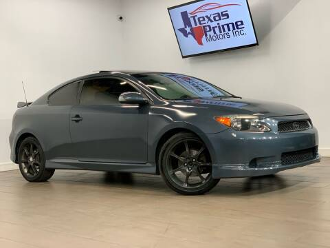 2006 Scion tC for sale at Texas Prime Motors in Houston TX