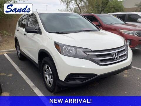 2014 Honda CR-V for sale at Sands Chevrolet in Surprise AZ