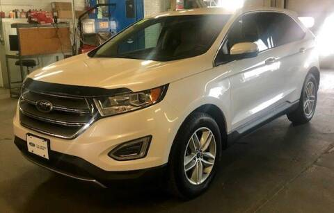 2018 Ford Edge for sale at Reinecke Motor Co in Schuyler NE