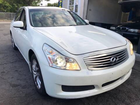 2007 Infiniti G35 for sale at Welcome Motors LLC in Haverhill MA