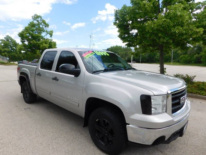 2007 GMC Sierra 1500 for sale at Lot 31 Auto Sales in Kenosha WI