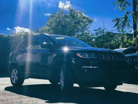 2018 Jeep Compass for sale at Buy Here Pay Here Auto Sales in Newark NJ