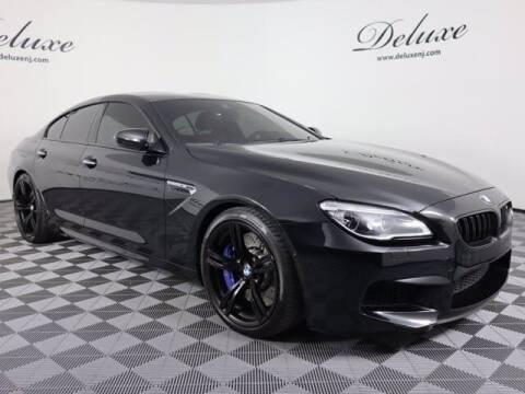 2018 BMW M6 for sale at DeluxeNJ.com in Linden NJ