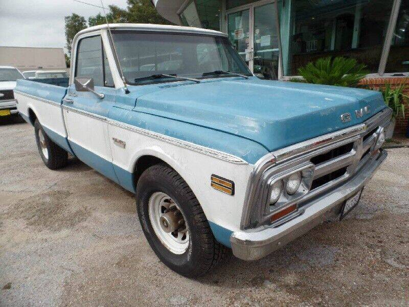 1972 GMC Other for sale at SARCO ENTERPRISE inc in Houston TX