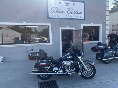 2008 Harley-Davidson Ultra Classic for sale at Blue Collar Cycle Company in Salisbury NC
