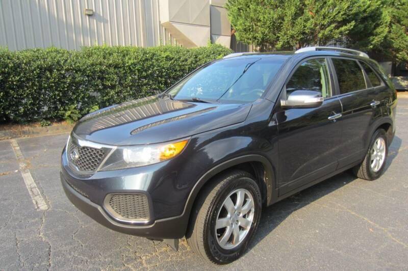 2013 Kia Sorento for sale at Key Auto Center in Marietta GA