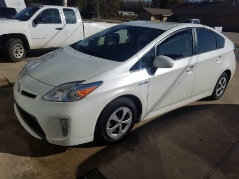 2015 Toyota Prius for sale at Arkansas Wholesale Auto Sales in Hot Springs AR