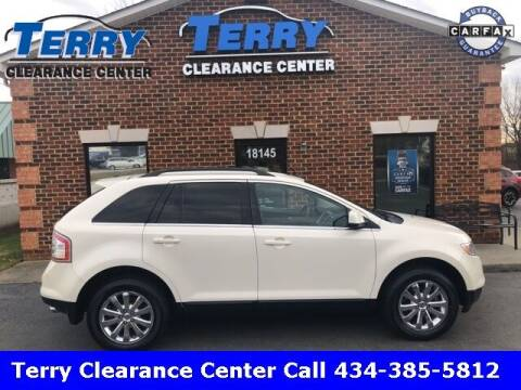 2008 Ford Edge for sale at Terry Clearance Center in Lynchburg VA