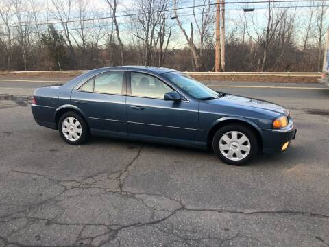 2005 Lincoln LS for sale at Billycars in Wilmington MA