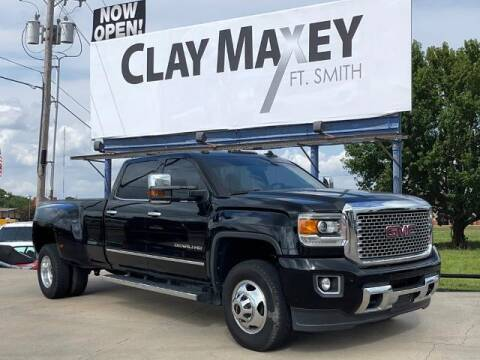 2016 GMC Sierra 3500HD for sale at Clay Maxey Fort Smith in Fort Smith AR