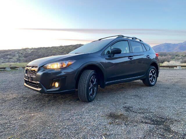 2019 Subaru Crosstrek for sale at Clarks Auto Sales in Salt Lake City UT