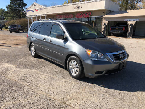 2010 Honda Odyssey for sale at Townsend Auto Mart in Millington TN