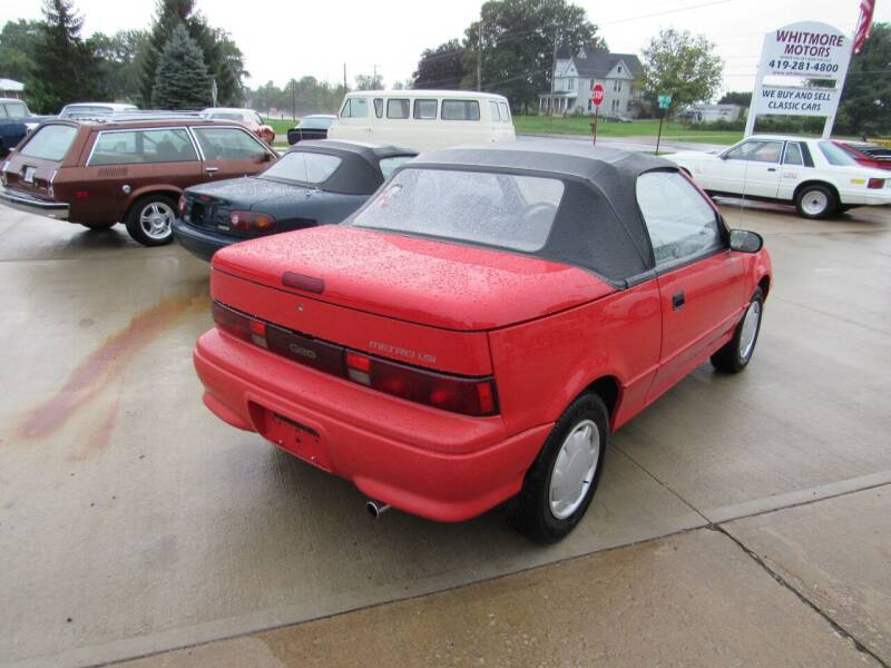 1993 GEO Metro for sale at Whitmore Motors in Ashland OH