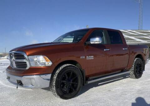 2013 RAM Ram Pickup 1500 for sale at Torgerson Auto Center in Bismarck ND
