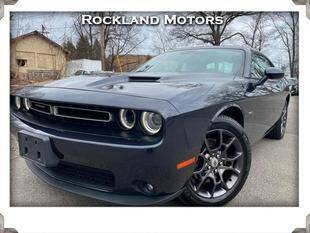 2018 Dodge Challenger for sale at Rockland Automall - Rockland Motors in West Nyack NY